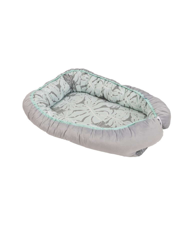 Image of   Babymatex Babynest Soft - Grå