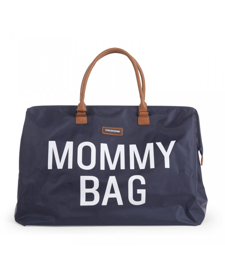 Image of   Childhome Mommy Bag Pusletaske - Navy