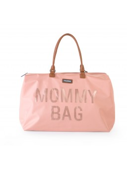Childhome Mommy Bag Pusletaske - Pink
