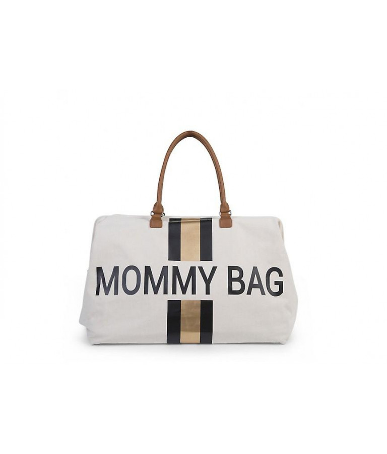 Image of   Childhome Mommy Bag Pusletaske - Hvid
